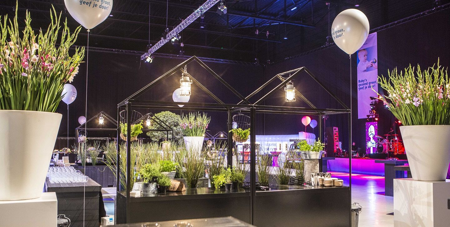 Trade fair in the Midden Nederland Hallen